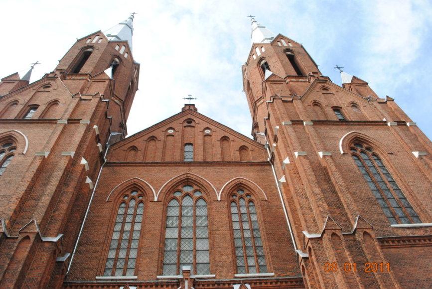 Šv.Mato bažnyčia, Rasa Jegelavičius