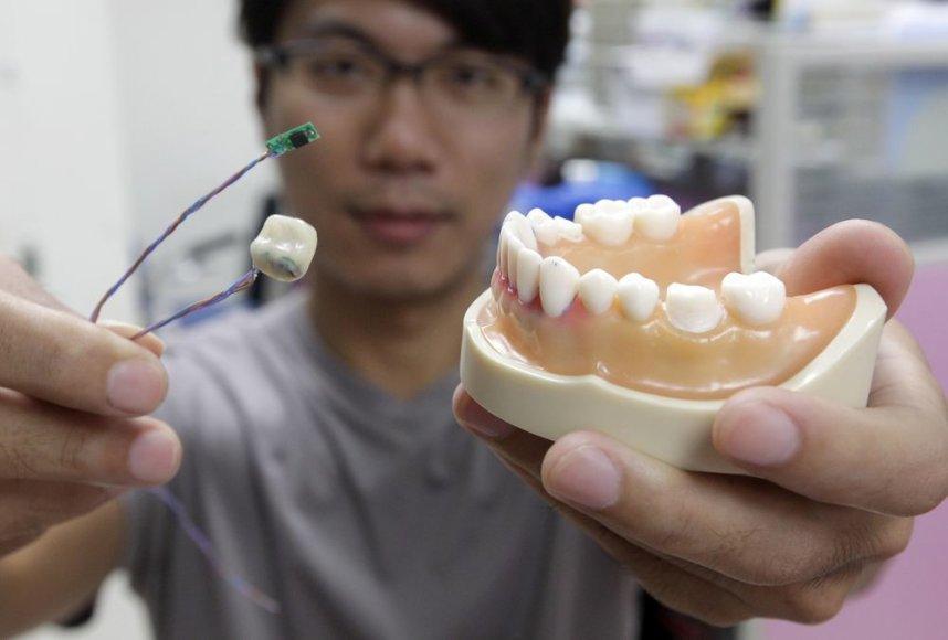 Išmaniojo danties prototipas