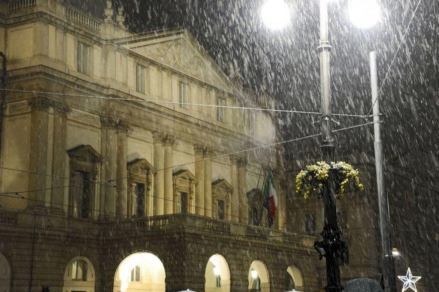 Milanas, Italija.