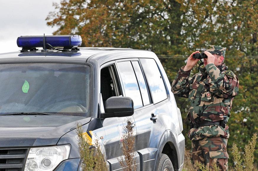 Pasieniečių patrulis