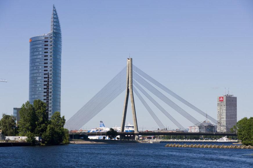 Tiltas Rygoje