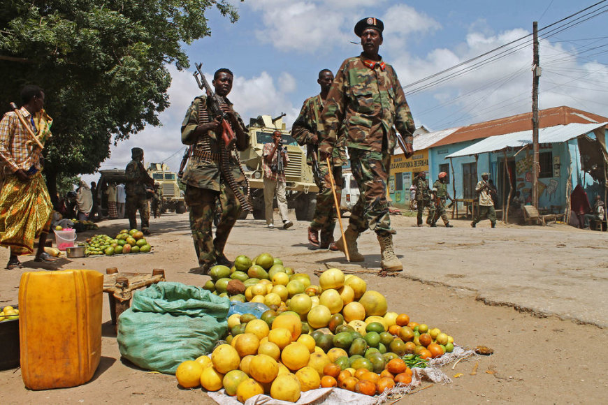 Somalio kariai