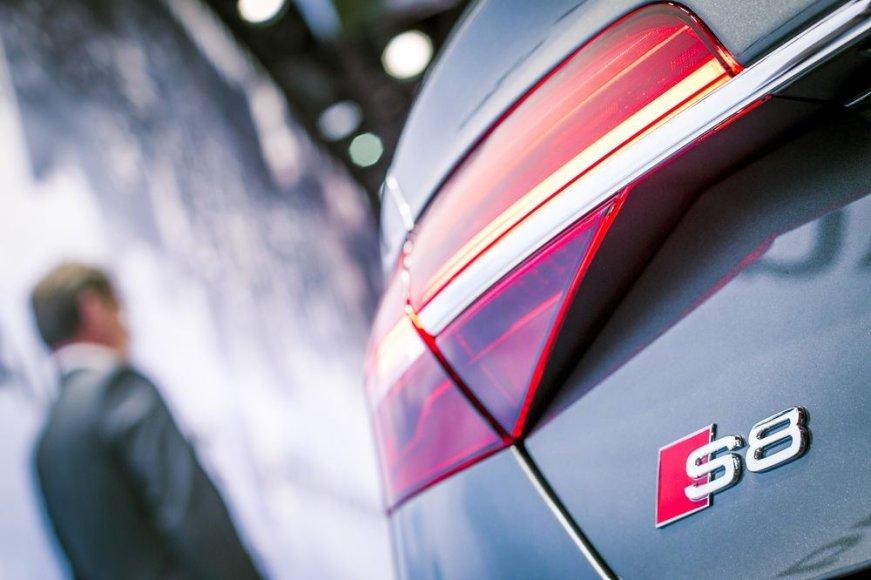 """""""Audi S8"""""""