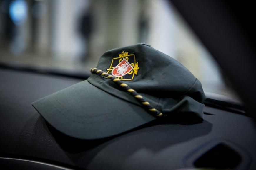Lietuvos muitinės kepurė