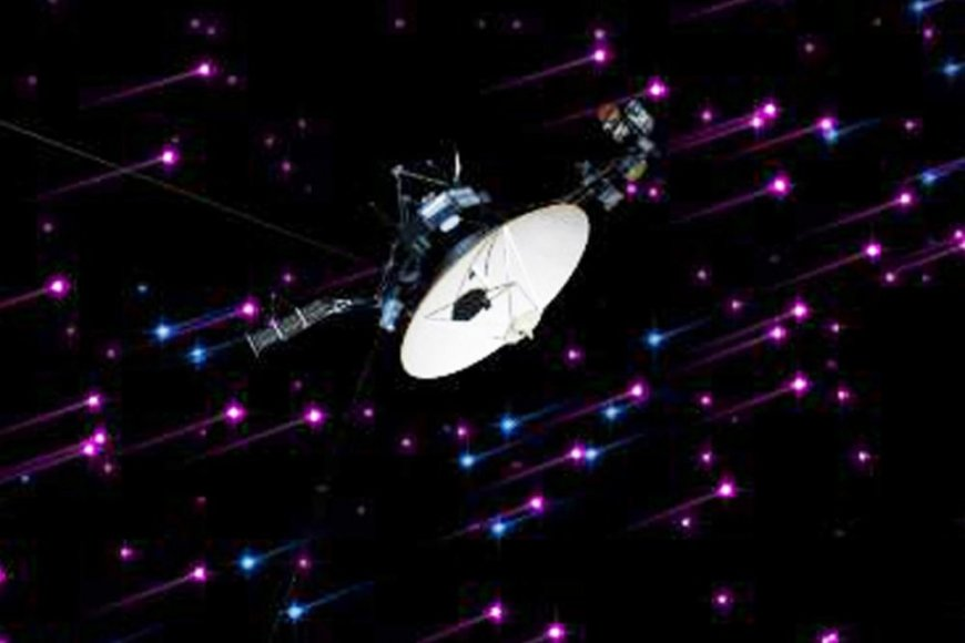"""Kosminis zondas """"Voyager 1"""""""