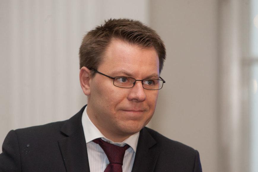 Laimutės Kedienės bylą kuruojantis prokuroras Vytautas Kukaitis.