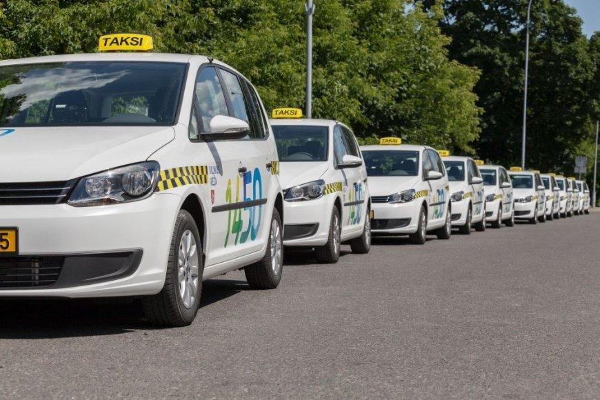 "Nauji ""Vilnius veža"" taksi automobiliai"