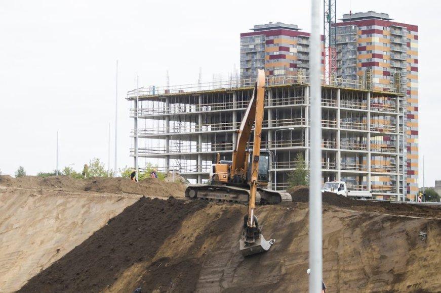 Vilniaus vakarinio aplinkkelio statybos, antrojo etapo baigiamieji darbai