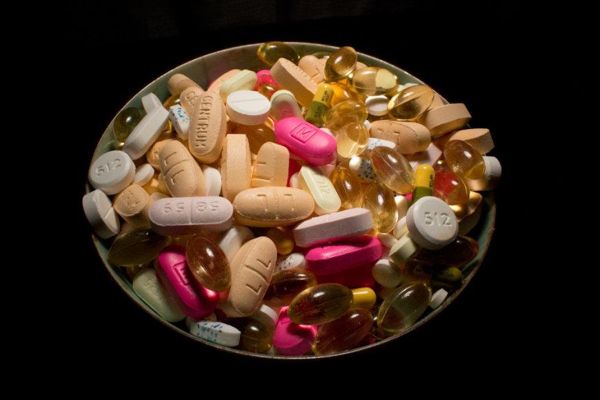 Vitaminai lėkštėje