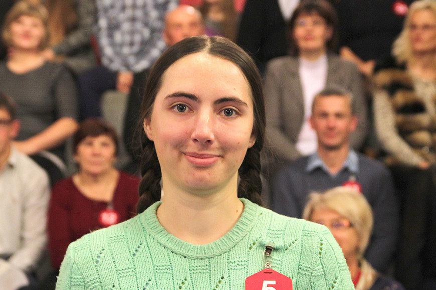 """Ieva Mačiulytė iš Ignalinos raj. """"Teleloto"""" laimėjo automobilį """"Citroen C4 Cactus"""""""