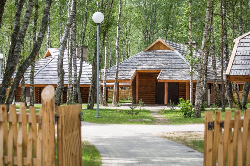 Žibininkų kaimas virs užsieniečių sveikatinimo baze