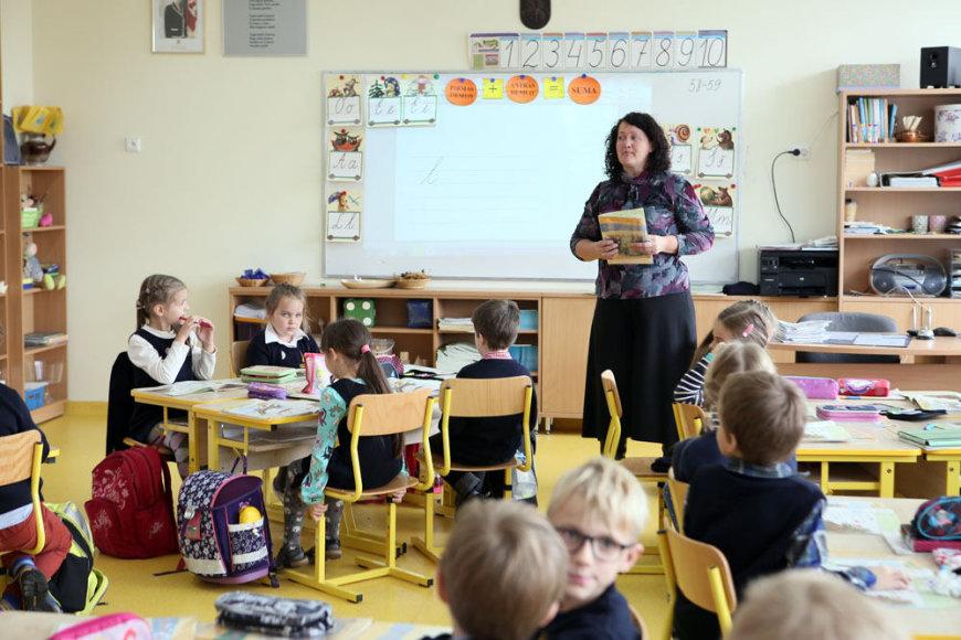 Kauno Panemunės pradinė mokykla / E.Ovcarenko nuotr.