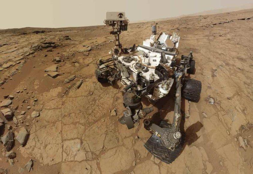 """Marsaeigis """"Curiosity"""""""