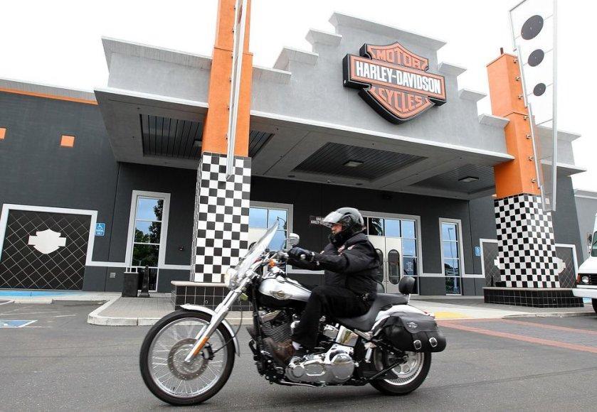 """Harley-Davidson"""