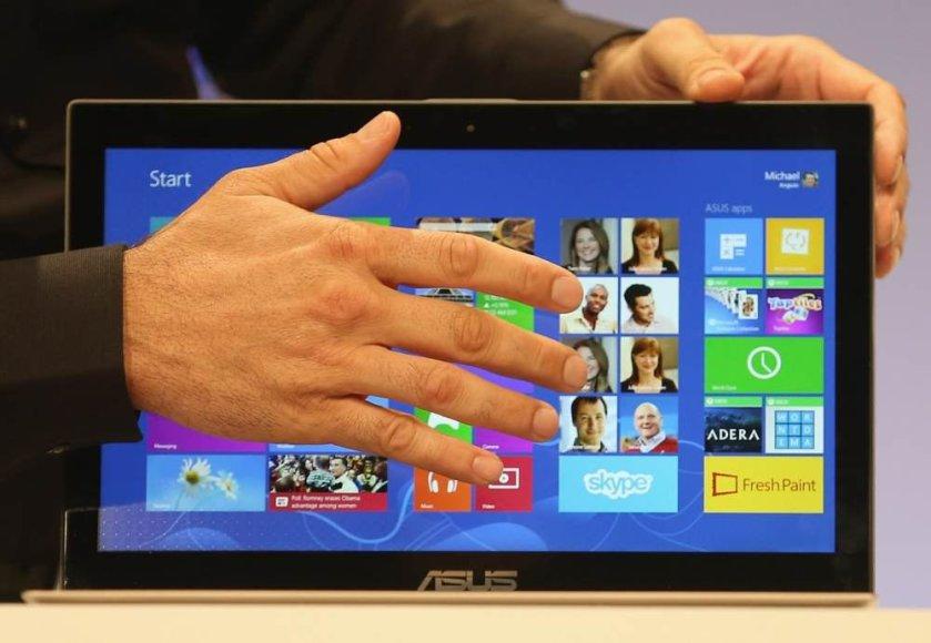 """""""Windows 8"""""""