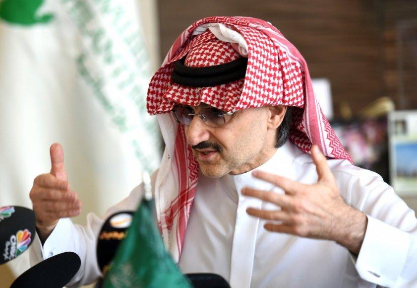 Alwaleedas bin Talalas