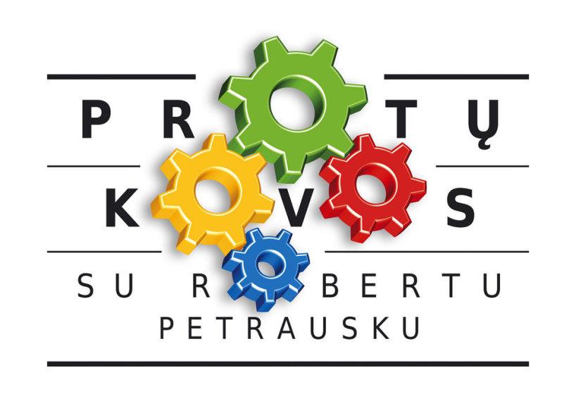 Protų kovos su Robertu Petrausku