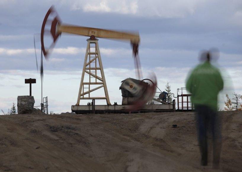 Naftos gavyba Rusijoje