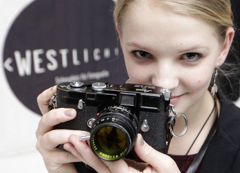 """Davido Douglaso Duncano fotoaparatas """"Leica M3D"""""""