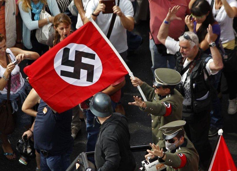 Nacistinė vėliava
