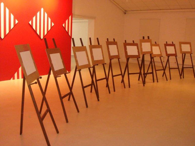 Klaipėdos kultūrų komunikacijų centre visą spalį rengiami dailės seminarai.
