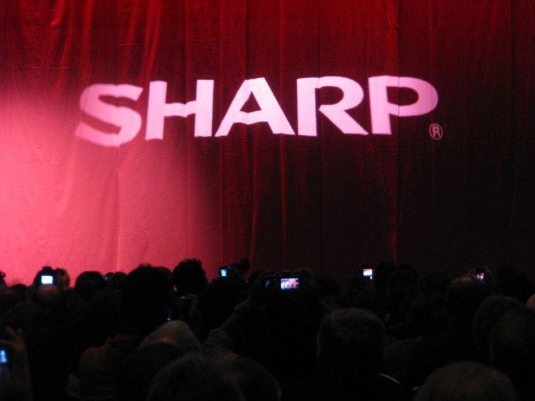 """""""Sharp"""" šįmet pradės prekybą 4K televizoriais"""