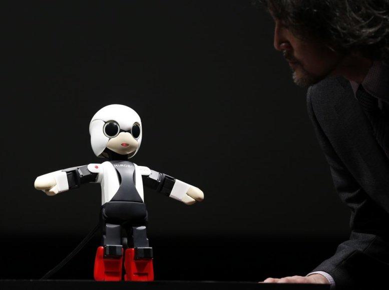 """Robotas """"Kirobo"""""""