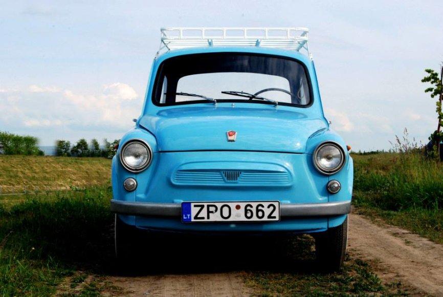 Algio automobilis ZAZ 965