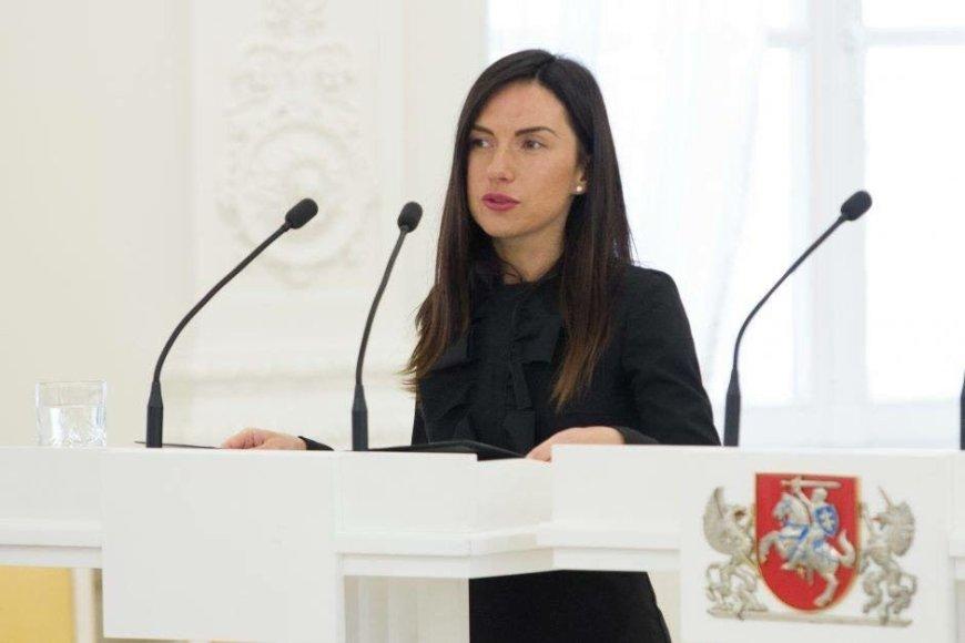 LJMS pirmininkė dr. Milena Medineckienė