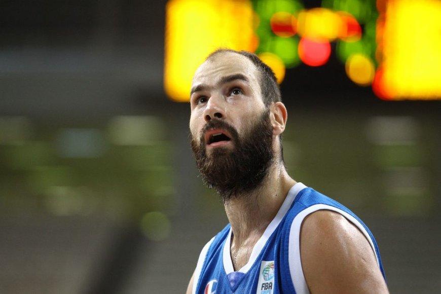 Graikas Vassilis Spanoulis