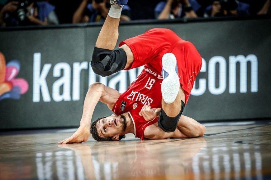 FIBA nuotr./Bobanas Marjanovičius