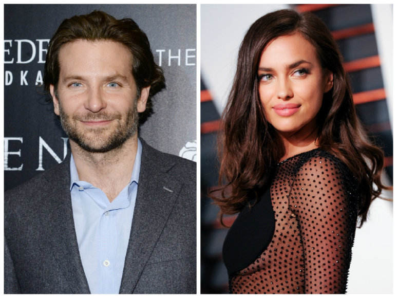 """Scanpix"" nuotr./Bradley Cooperis ir Irina Shayk"