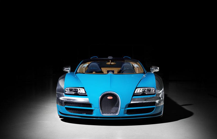 """Bugatti Veyron Grand Sport Vitesse Meo Constantini"""