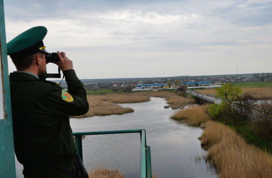 Padniestrės ir Ukrainos siena