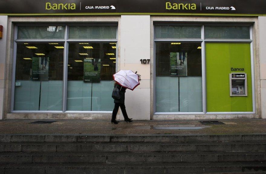 """Ispanijos bankas """"Bankia"""""""