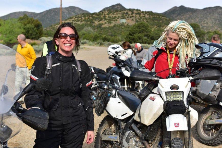 Motociklo vairavimas bekele: kodėl, kam ir kaip