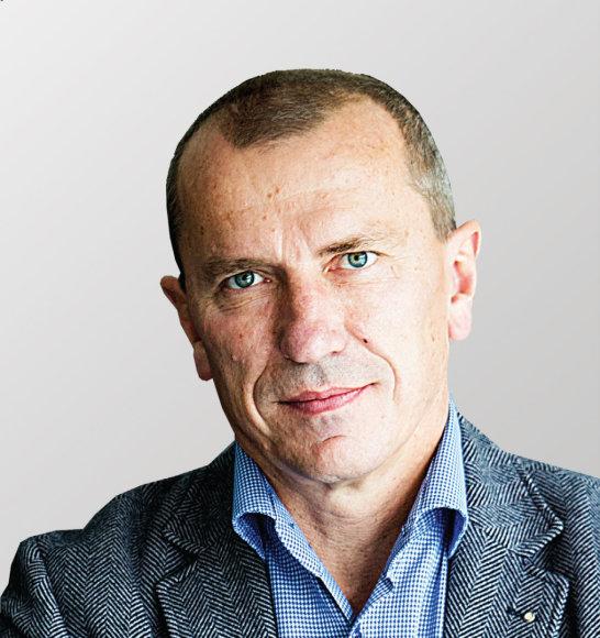 """Petras Narbutas / Įmonių grupės """"Narbutas"""" nuotr."""