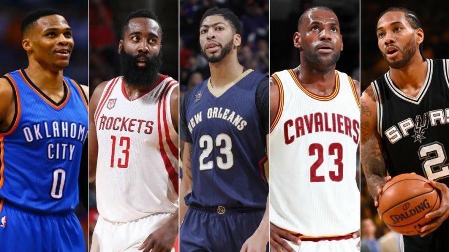 Pirmoji NBA komanda