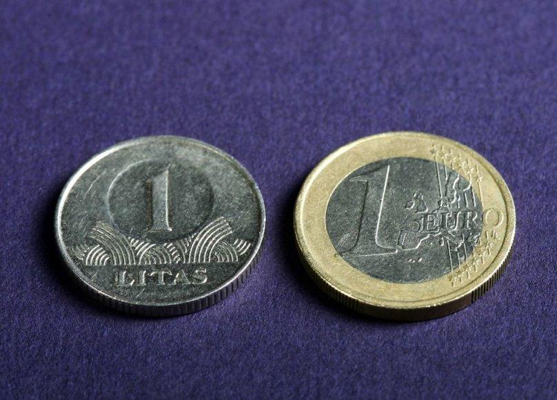Litas ir euras