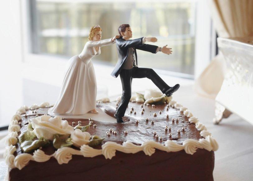 Jaunavedžių tortas