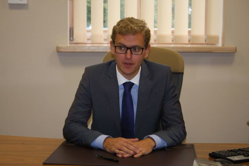 Giedrius Danėlius palieka Klaipėdos apygardos prokuratūrą.