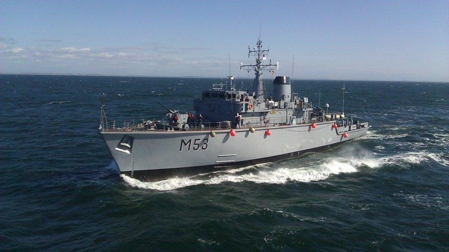 "Laivas  ""Skalvis"" (M53)"