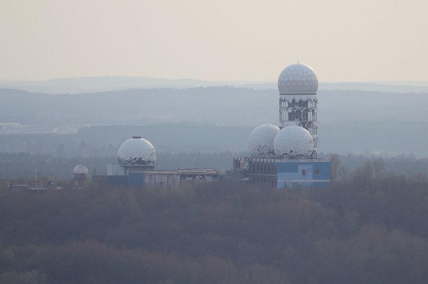 Teufelsbergas. Apleista šnipinėjimo stotis Vokietijoje