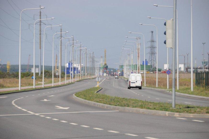 Kairių gatvės atnaujinimo darbai atsiėjo mažne 30 mln. litų