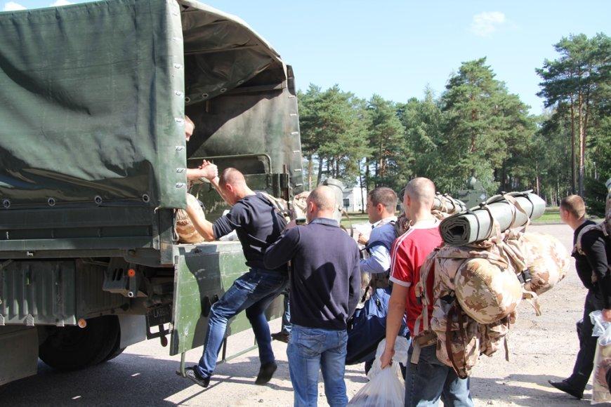 Lietuvos kariškiai