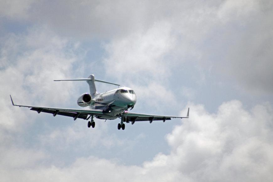 Lėktuvo skrydis