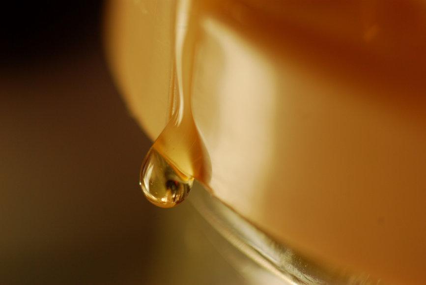 Medus nuo skrandžio ligų