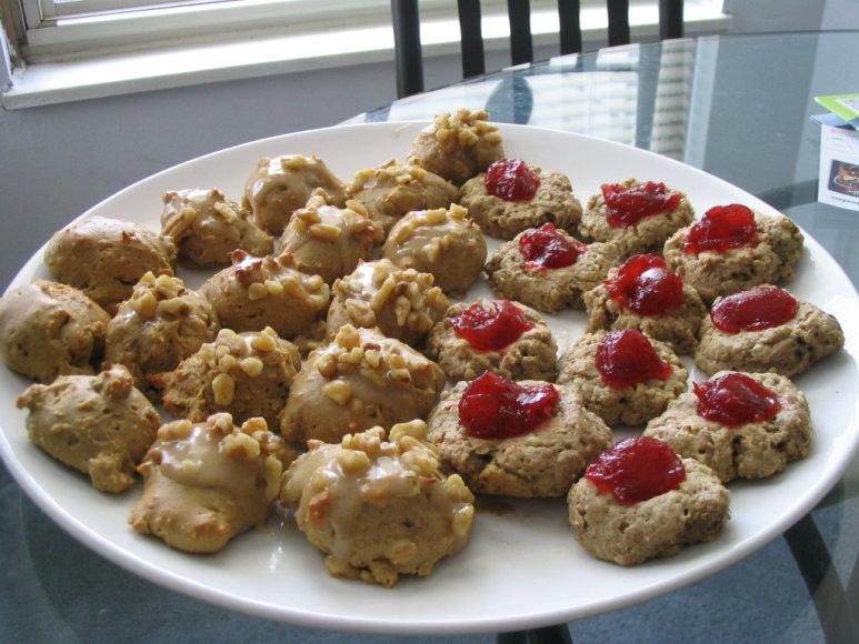 Ar jūsų sausainiai sveikuoliški?