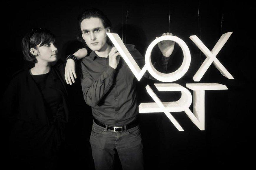 Voxart.lt pristatymas
