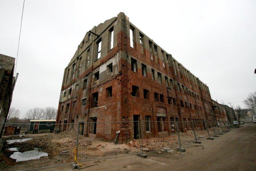 """Šiaulių statybos bendrovę """"Meba"""" skandina kolumbariumas ir Menų inkubatorius"""